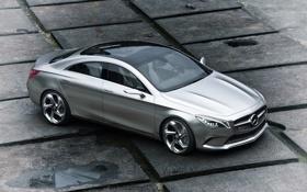 Обои авто, будущее, Mercedes-Benz, концепт, мерседес, Concept Style Coupe