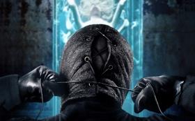 Картинка маска, убийца, Коллекционер