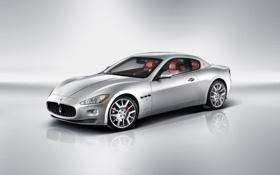 Картинка Maserati, front angle, Grandturismo