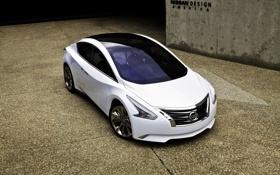 Обои Concept, Nissan, cars, auto, Ellure