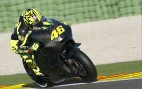 Обои мотоцикл, Ducati, MotoGP, Valentino Rossi, Валентино Росси, дукати, Desmosedici