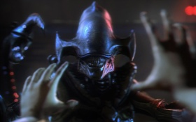 Обои руки, alien, Xenomorph, Alien: Isolation, Чужой: Изоляция