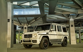 Картинка Mercedes-Benz, AMG, амг, W463, 2015, G 63, мернедес