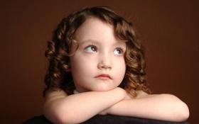 Картинка wallpaper, girl, child