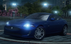 Обои Most Wanted, 2012, Jaguar XKR, Need for speed