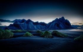 Обои beach, sea, Iceland
