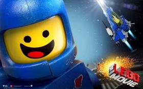 Обои lego, lego movie, лего, лего. фильм, космический корабль