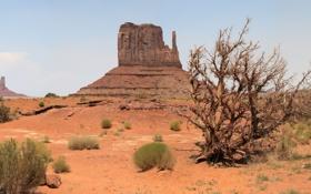 Обои Небо, Песок, Природа, Фото, Горы, Скалы, Пустыня