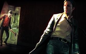 Обои дверь, топор, Шерлок Холмс, Доктор Ватсон, Focus Home Interactive, Frogwares, Sherlock Holmes: Crimes and Punishments