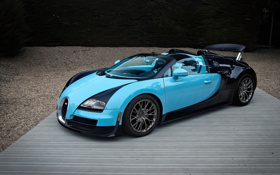 Обои Bugatti, Veyron, Grand Sport, Vitesse, 16.4