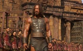 Обои фэнтези, Дуэйн Джонсон, Dwayne Johnson, Hercules, «Геракл»