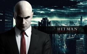 Картинка Hitman, 2012, киллер, absolution, hitman 5.