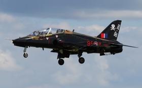 Обои штурмовик, самолёт, реактивный, Hawk, учебно-тренировочный, лёгкий, дозвуковой