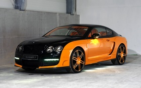 Картинка Bentley, sport, continental, mansory