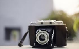 Обои камера, фотоаппарат, объектив