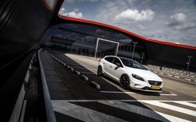 Обои Volvo, вольво, V40, Carbon Edition, 2015