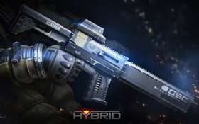 Обои оружие, Action, game, games, Hybrid, 3rd Person, Shooter