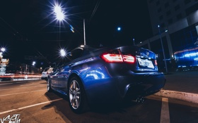 Обои машина, авто, BMW, фотограф, фонарь, auto, photography