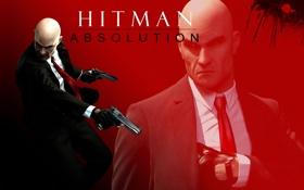 Обои игра, убийца, Хитмэн, Hitman Absolution