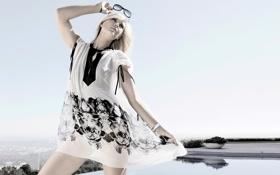 Картинка девушки, настроения, красивые обои, Мода