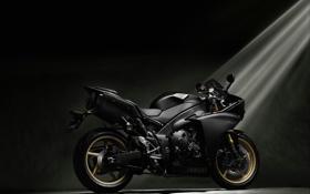 Обои Yamaha, bike, supersport, yzf-r1