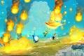 Картинка огонь, sky, fire, небо, Ubisoft, Rayman Legends, Montpellier