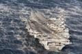 Картинка оружие, корабль, USS George H.W. Bush