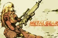 Картинка solid, девушка, metal, винтовка, gear