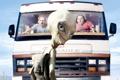 Картинка инопланетянин, фургон, Пол, Саймон Пегг, Nick Frost, Simon Pegg, Ник Фрост