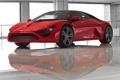 Картинка car, wallpaper, red, DC Design, Avanti