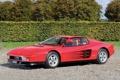 Картинка красный, Ferrari, автомобиль, феррари, Testarossa