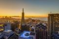 Картинка США, USA, Калифорния, San Francisco, California, Сан-Франциско, небоскребы