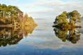 Картинка лето, пейзаж, природа, озеро