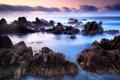Картинка камни, океан, побережье