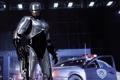 Картинка фон, робот, броня, киборг, Робокоп, RoboCop