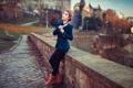 Картинка Legs, Street, Beauty, Nice, Lods Franck, Eloise, Girl. Model