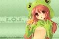 Картинка девушка, аниме, косплей