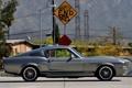 Картинка фон, знак, Mustang, Ford, GT500, Форд, Мустанг