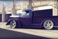 Картинка tuning, retro, Pickup, ГАЗ 51