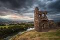 Картинка Шотландия, Эдинбург, Руины церкви Святого Антония, Парк Холируд