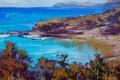 Картинка рисунок, арт, artsaus, beach impression painting