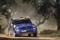 Картинка Авто, Синий, Деревья, Спорт, Гонка, Mini Cooper, WRC
