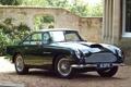 Картинка авто, Aston Martin, спицы, классика, колёса, DB4