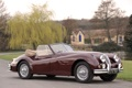 Картинка Coupe, Drophead, XK140, 1954–57