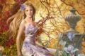 Картинка девушка, nene tina thomas, lost melody