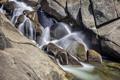 Картинка природа, камни, река, вода, водопад
