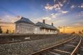 Картинка Australia, Raglan, Vacant Raglan Railway Station, N.S.W, Country Australia