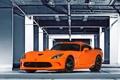 Картинка car, Dodge, supercar, Viper, orange, SRT
