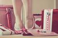 Картинка фон, ноги, подарки