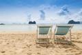 Картинка солнце, океан, summer, море, sand, blue, песок